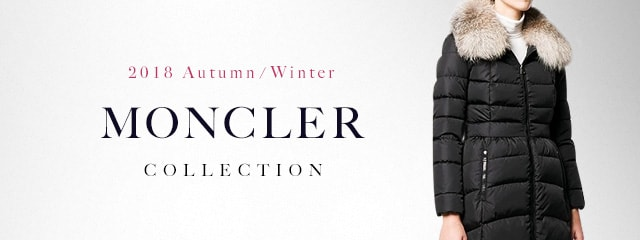 2018 Autumn / Winter MONCLER COLLECTION for LADIES