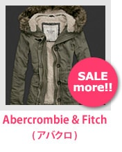 Abercrombie & Fitch(アバクロ)