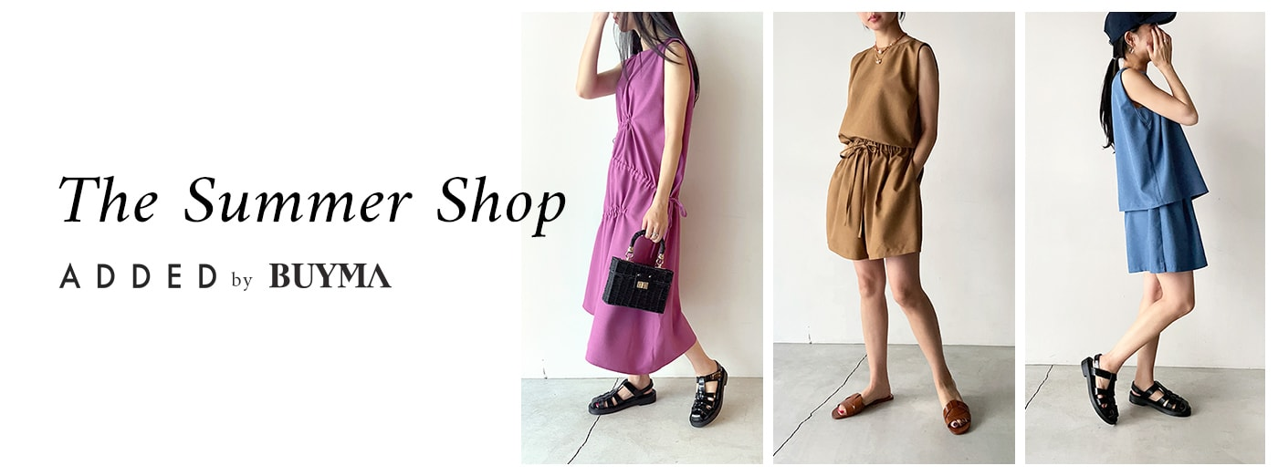 ADDED BY BUYMA The Summer Shop