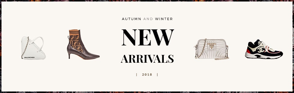 New arrivals - 2018 Autumn/Winter