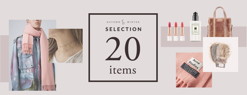 Autumn Winter selection 20items