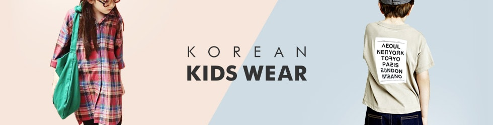 KOREAN KIDS WEAR