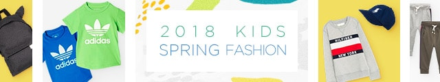 2018 KIDS SPRING FASHION