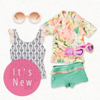 SWIM WEAR 2018 for BABY/KIDS