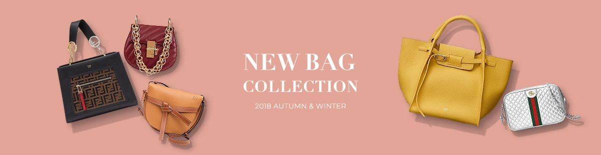 c14a9c90589b NEW BAG COLLECTION 2018 AUTUMN & WINTER