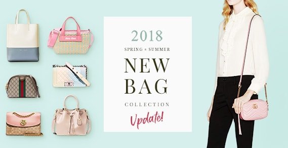 SPRING&SUMMER 2018 NEW BAG COLLECTION