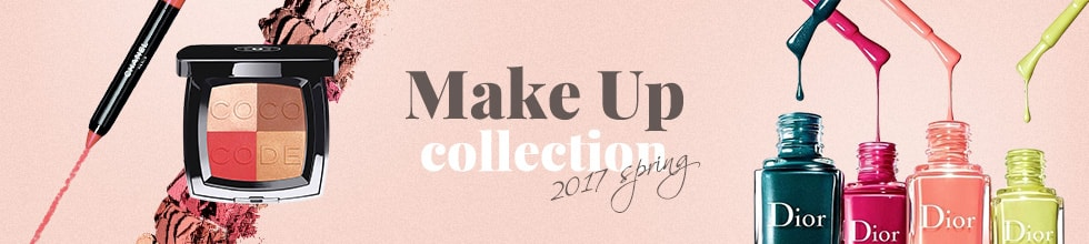 MAKE UP COLLECTION 2017 SPRING