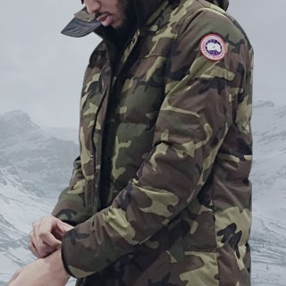 CANADA GOOSE 2017AWCOLLECTION
