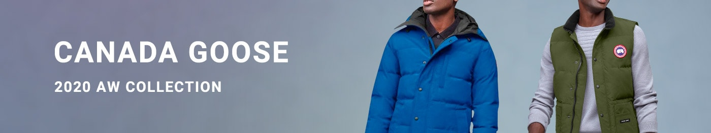 CANADA GOOSE 2020-21 AW COLLECTION