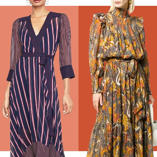 2019-20 Autumn Winter DRESS LIST