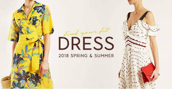 Find your fit DRESS 18SS