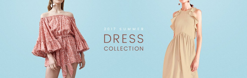 2017 SUMMER DRESS COLLECTION