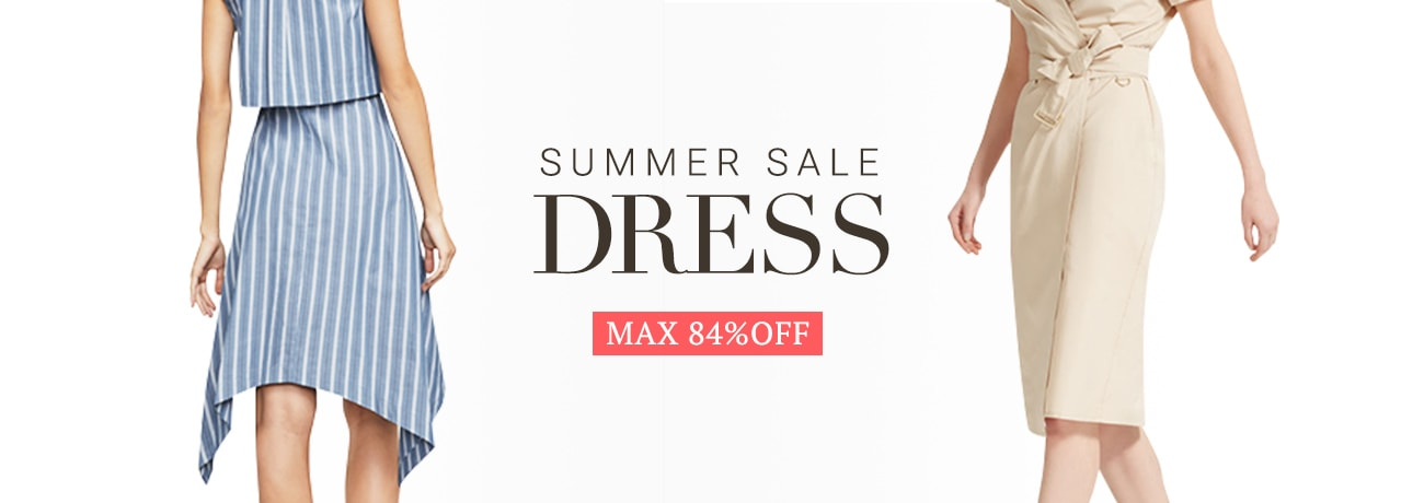 SUMMER DRESS MAX 84% OFF