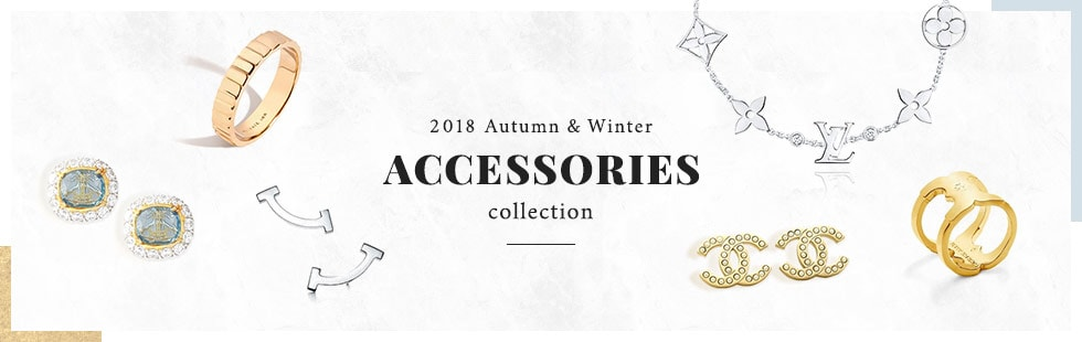 2018-19 A/W ACCESSORIES COLLECTION