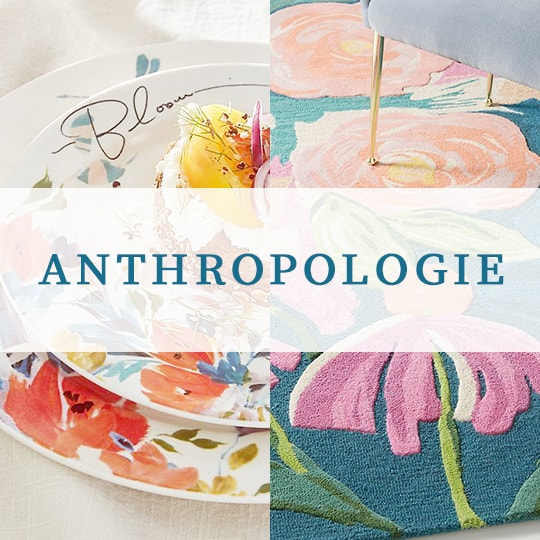 ANTHROPOLOGIE Collection