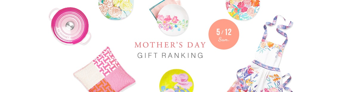 Mother's Day Gift Ranking 2019