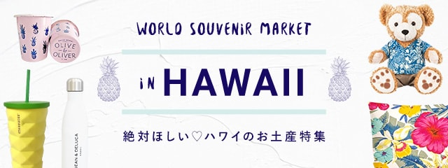World Souvenir Market in HAWAII