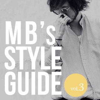 MB's STYLE GUIDE vol.3