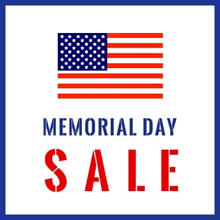MEMORIAL DAY SALE from USA