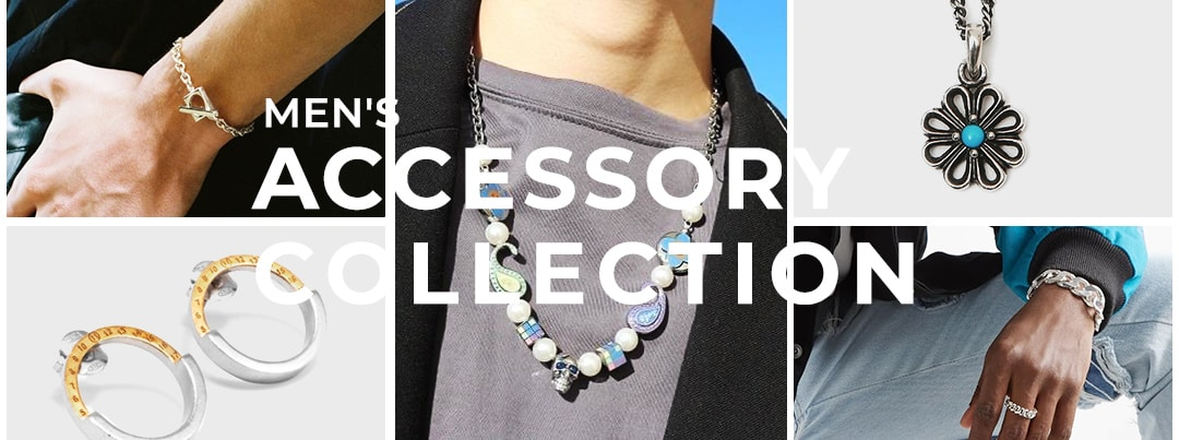 MEN'S ACCESSORY COLLECTION