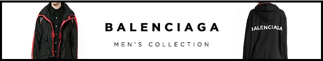BALENCIAGA MEN'S COLLECTION