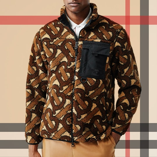 MEN'S Burberry COLLECTION