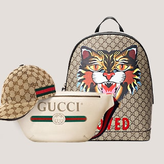 GUCCI MEN'S COLLECTION