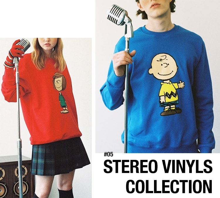 STEREO VINYLS COLLECTION