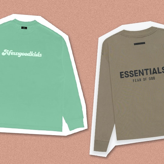 MEN'S LONG SLEEVE T-SHIRTS COLLECTION