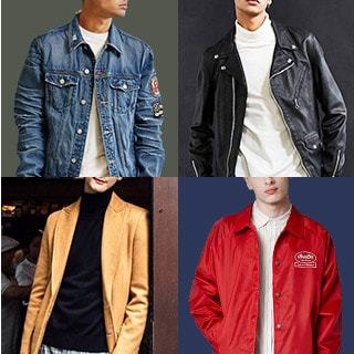 Men's Outer 17-18AW Collection