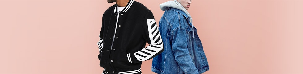 Men's Spring Outer collection 春アウターの選び方
