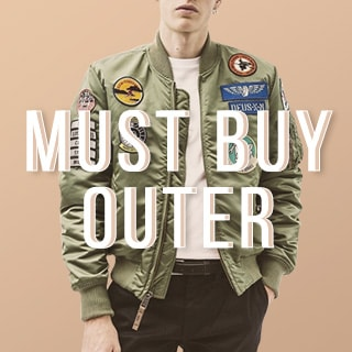 2016-17AW MUSTBUY OUTER
