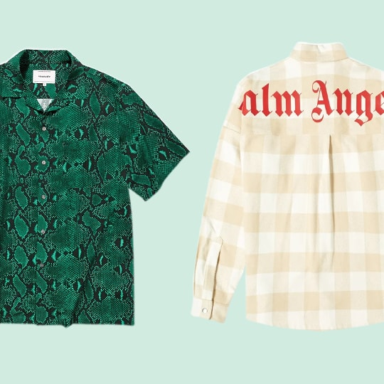 MEN'S SHIRTS COLLECTION 2020