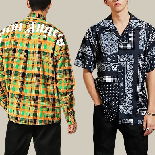 MEN'S SHIRTS COLLECTION 2019