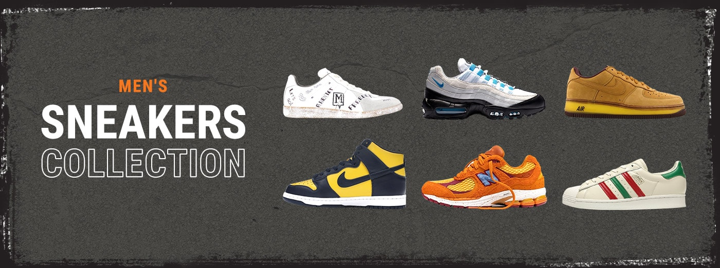MEN'S SNEAKERS COLLECTION