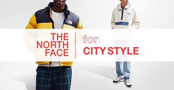 THE NORTH FACE MEN'S COLLECTION