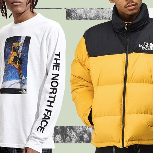 THE NORTH FACE FOR YOUR STYLE 2019 AW