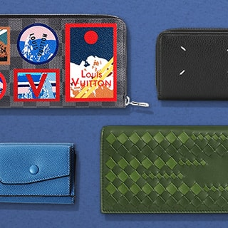 MEN'S WALLET COLLECTION