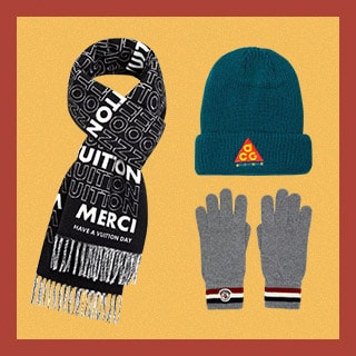 MEN'S WINTER GOODS