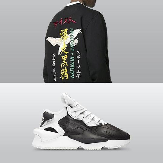 Y-3 MEN'S COLLECTION