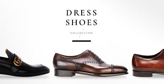 DRESS SHOES COLLECTION