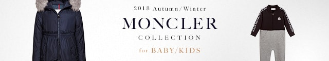 BABY/KIDS MONCLER COLLECTION