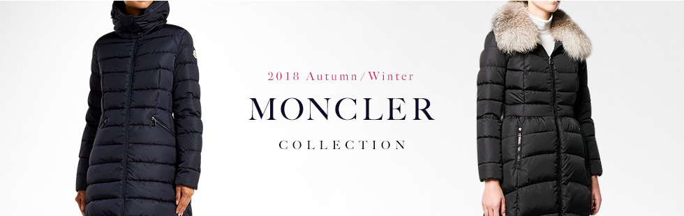 2018-2019 MONCLER COLLECTION