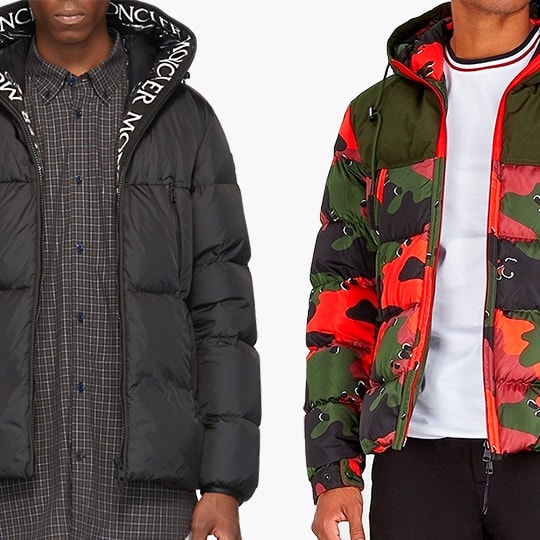 2019 Autumn / Winter MONCLER COLLECTION -MENS-