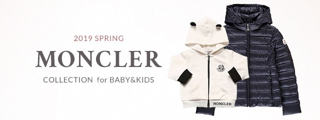 MONCLER COLLECTION for BABY & KIDS