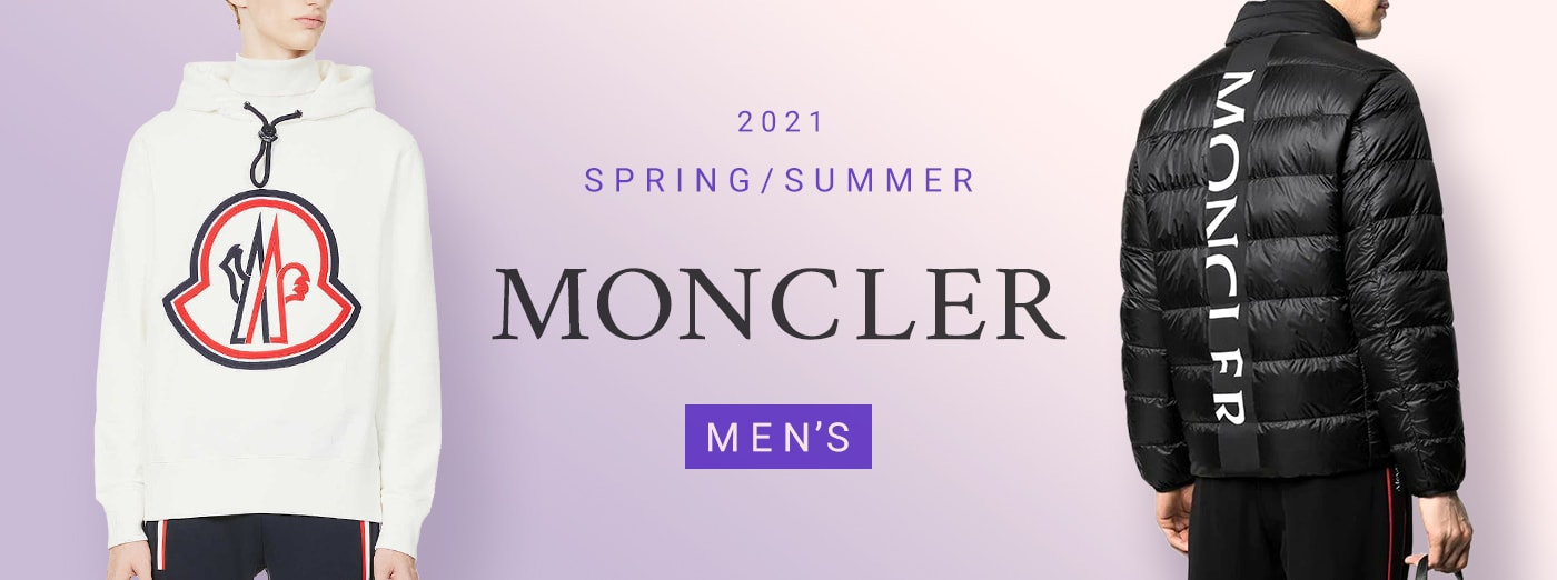 MONCLER MEN'S COLLECTION 2021 SPRING/SUMMER