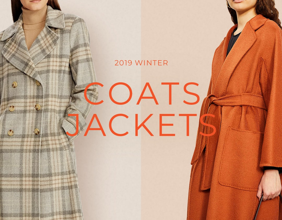 2019 Autumn Winter Coats & Jackets