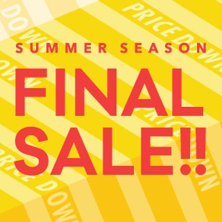 FINAL SALE!