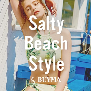 Salty Beach Style by BUYMA