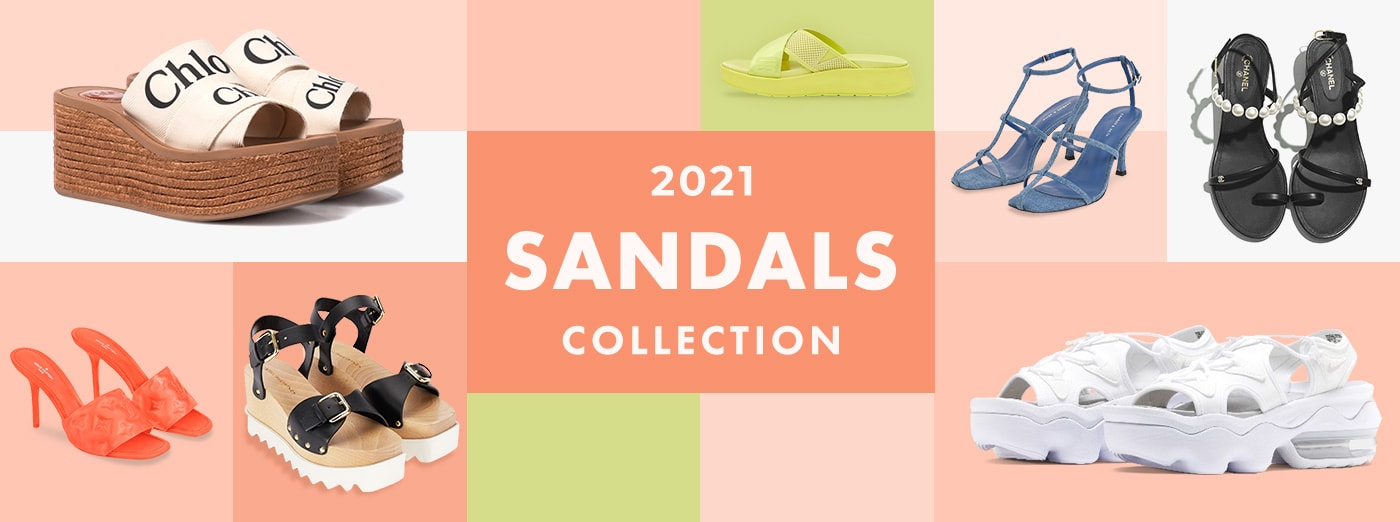 2021 SANDALS COLLECTION
